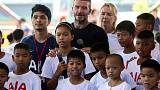 Crisis? What crisis? Real will be fine, says Beckham
