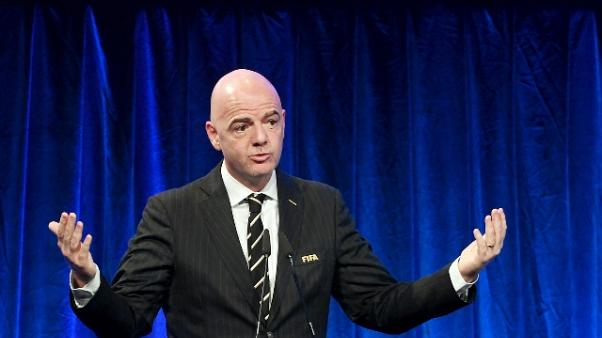 Infantino: Football Leaks?Fatti distorti