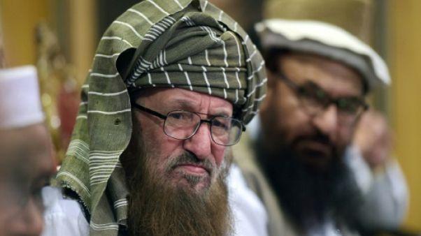Pakistan: funérailles d'un mollah pro-taliban assassiné