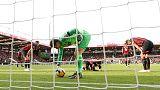 Last-gasp Rashford goal earns United win at Bournemouth