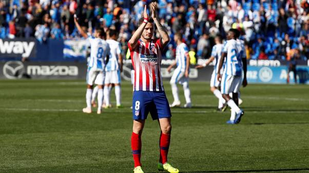 Atletico blow chance to top La Liga after draw at Leganes
