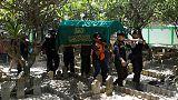 وفاة غواص إندونيسي في موقع البحث عن حطام طائرة سقطت في البحر