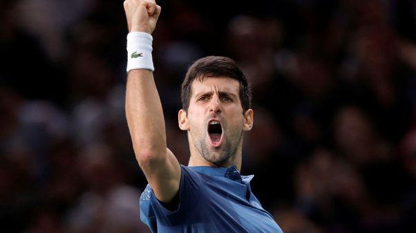 Djokovic ousts Federer in epic Paris semi-final