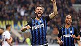 Serie A: Inter-Genoa 5-0