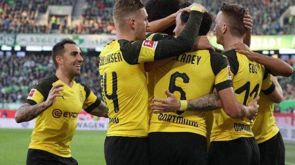 Germania,Borussia Dortmund sempre primo