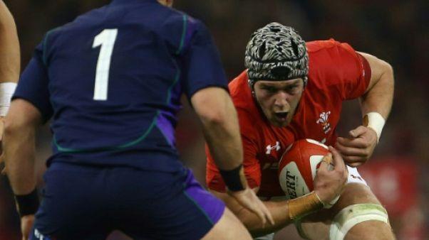 Rugby: le pays de Galles domine l'Ecosse