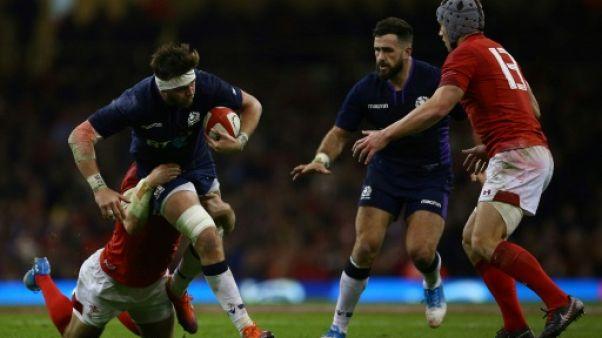 Rugby: le pays de Galles enchaîne contre l'Ecosse