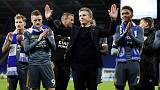 Gray gives Leicester some cheer after traumatic week