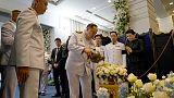 بدء مراسم جنازة مالك ليستر سيتي في تايلاند مع تكريم ملكي