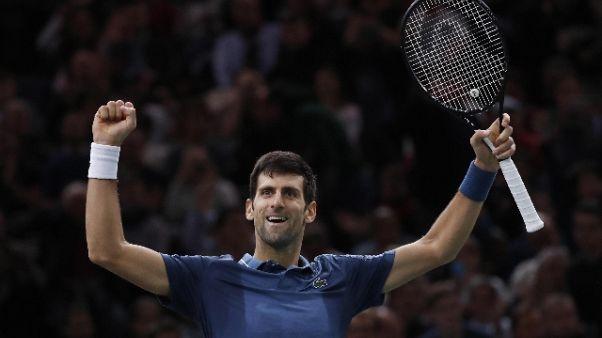 Tennis: Federer ko, Djokovic in finale