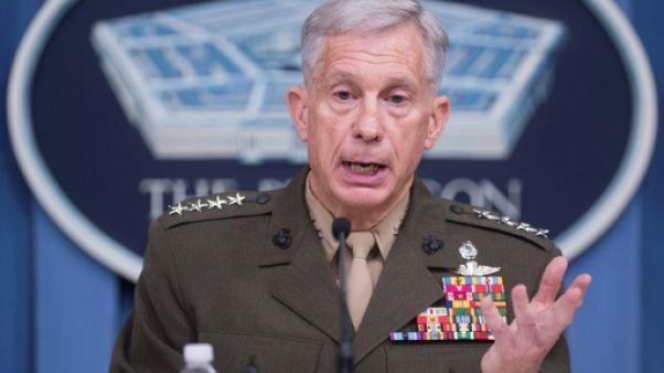 Le Pentagone sanctionne six militaires après l'embuscade mortelle de 2017 au Niger