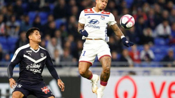 Ligue 1: Lyon patauge, Monaco coule
