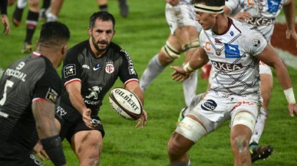 Top 14: Toulouse étrille Bordeaux-Bègles et confirme sa bonne passe