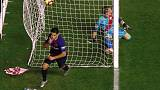 Suarez strikes late as Barca snatch victory at Rayo