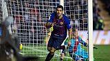 Rimonta Barcellona, vince per 3-2 al 90'