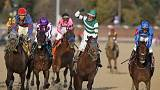 Horse racing - Accelerate wins Breeders' Cup Classic