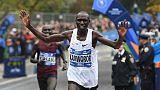 Marathon de New York: Kamworor pour finir 2018 en beauté