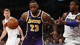 NBA: victoire capitale pour les Lakers
