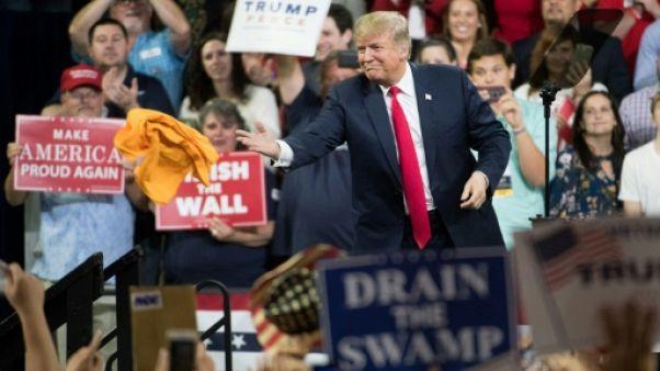 Elections américaines de mi-mandat: les duels à scruter