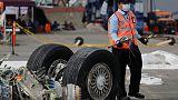 إندونيسيا تمدد عملية البحث عن ضحايا الطائرة المنكوبة وصندوقها الأسود الثاني