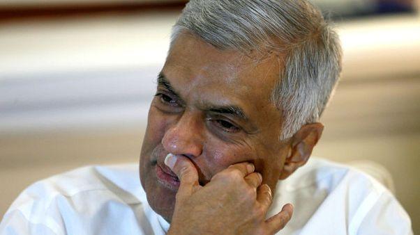 Sri Lanka's ousted PM says U.S., Japan freeze aid over political crisis