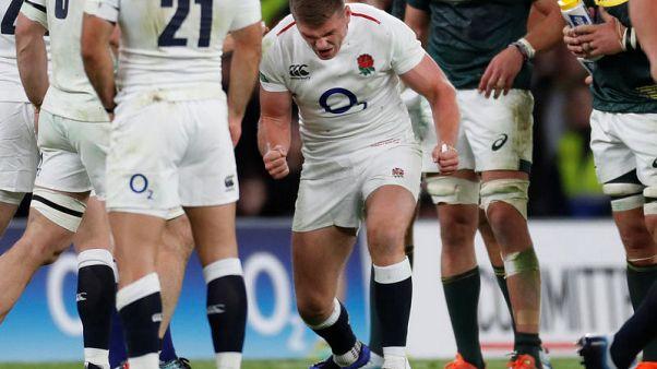 Farrell still in limbo over Twickenham tackle