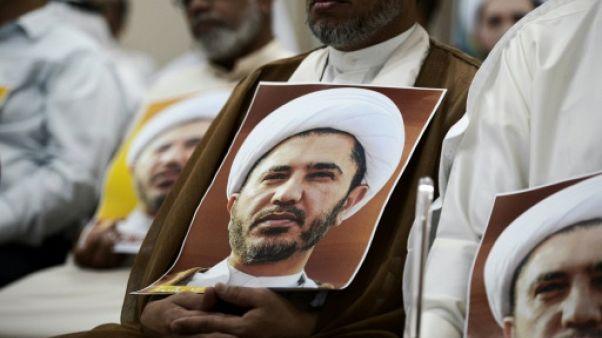 """Bahreïn: le chef de l'opposition condamné à la perpétuité pour """"intelligence"""" avec le Qatar"""