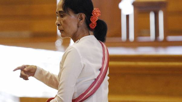 Myanmar by-election results 'a lesson' for Suu Kyi's party