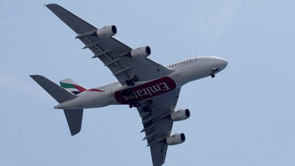 Emirates seeks Rolls-Royce A380 engine deal, nothing finalised