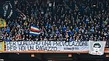 Lazio-Spal, stop a bandiera Aldrovandi