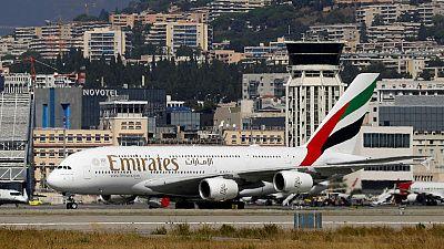 طيران الإمارات تسعى لصفقة محركات ايه380 مع رولز-رويس