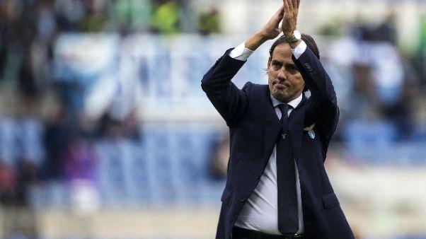 Inzaghi, la Lazio doveva riscattarsi
