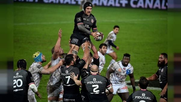 Top 14: Toulouse, la trêve au chaud