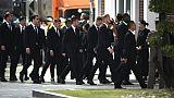 Les joueurs de Leicester sont arrivés à Bangkok pour les funérailles de leur président