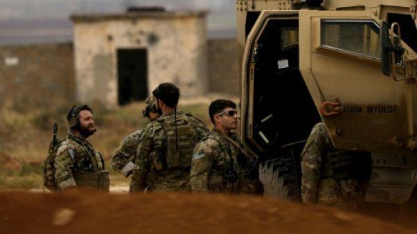 Syrie: l'armée américaine patrouille dans les zones kurdes à la frontière turque