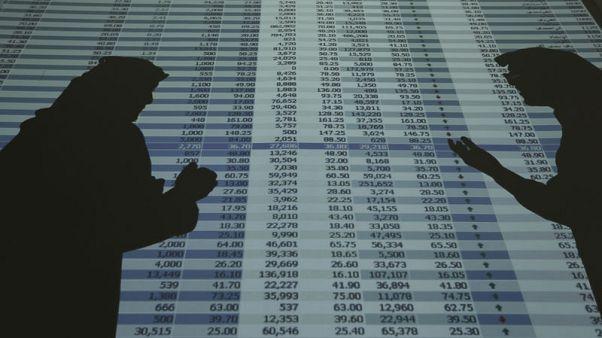 تراجع مبيعات الأجانب للأسهم السعودية خلال الأيام الماضية