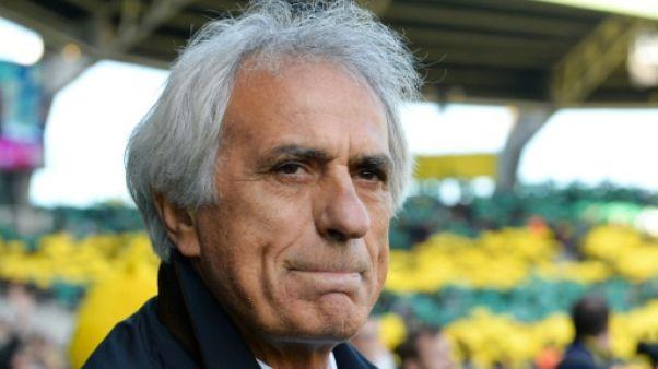 "Ligue 1: Halilhodzic a ""japonisé"" Nantes"