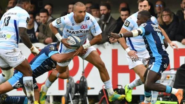 Top 14: le Racing conquérant à Montpellier