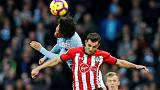 City and Sterling sparkle but Guardiola worries about defending