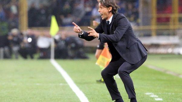 Bologna: Inzaghi, col Chievo fare punti