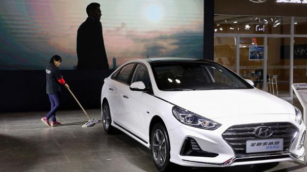How Hyundai Motor, once a rising star, lost its shine