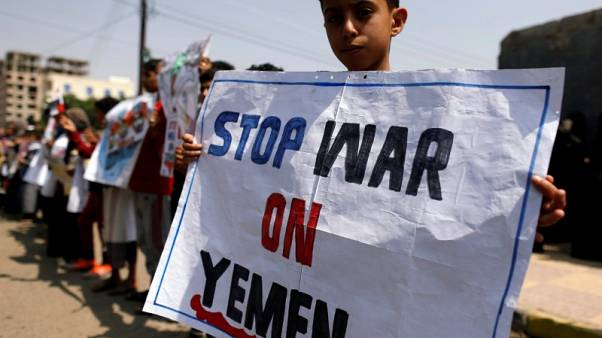 Britain pushes for U.N. Security Council action on Yemen crisis