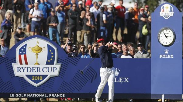 Eagle helps DeChambeau to win in Las Vegas