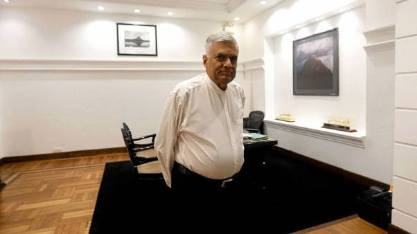 Sri Lanka speaker says won't accept Rajapaksa as PM until he proves a majority