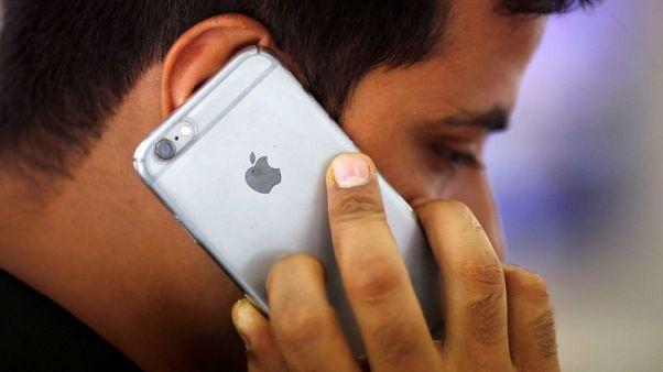 أبحاث: مبيعات أيفون في الهند تهبط لأول مرة منذ أربع سنوات