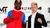 Mayweather's switch to octagon could prove biggest test