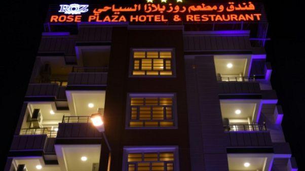 Dans l'ouest irakien, un hôtel brise les traditions tribales