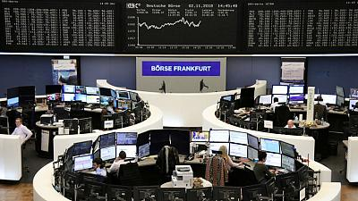 تراجع الأسواق الأوروبية تأثرا بالقلق في آسيا