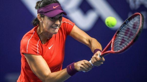 Classement WTA: Garcia perd une place, Halep toujours N.1
