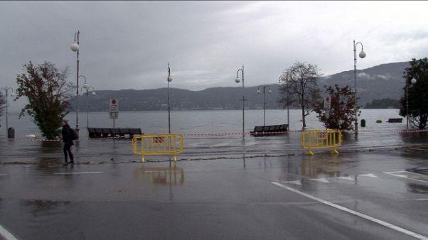 Sale Lago Maggiore,a rischio esondazione